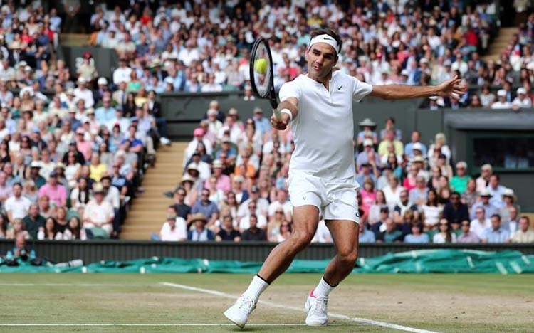 Federer out to claim record against fresh face Cilic