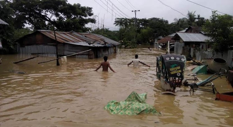 Moulvibazar flood situation deteriorates