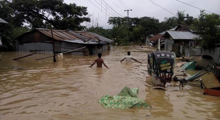 Moulvibazar flood situation deteriorates