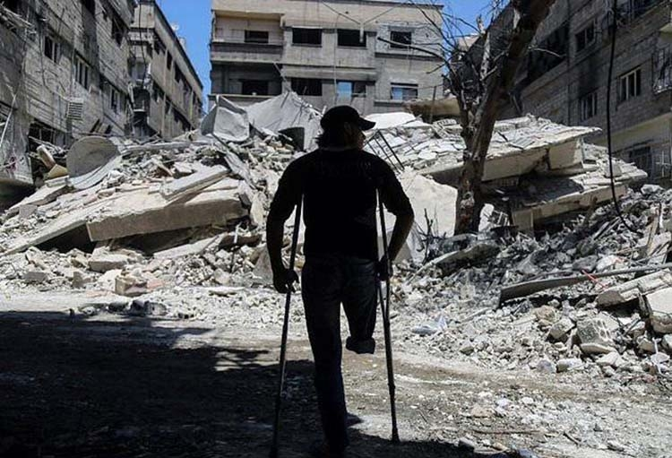 Syria war has killed more than 330,000: monitor