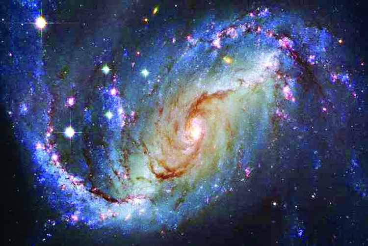 India claims discovery of galaxy 'Saraswati'