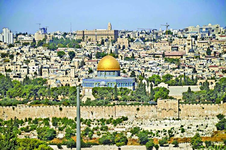 Jerusalem holy site Temple Mount reopens