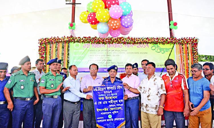 Kabaddi league 2nd divn kicks off
