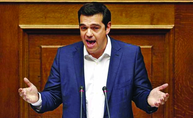 Greece may be heading  for bond market test