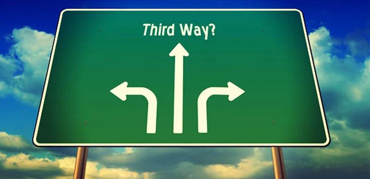 A 'Third Way' to salvation in Palestine