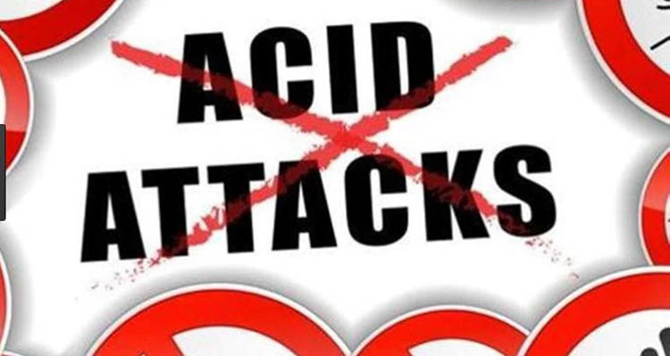Acid attacks are crime  without pity