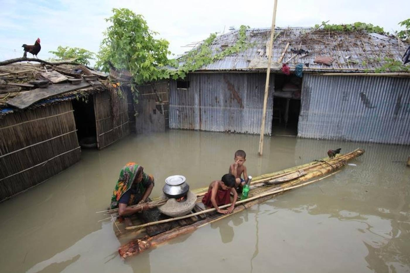 Flood-prone districts to get shelter centres