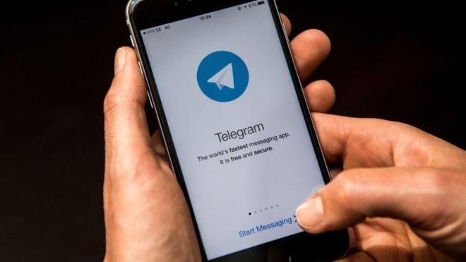 Messaging app to block terror channels