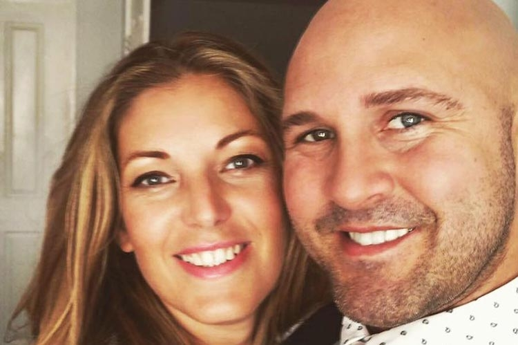 Husband listens to wife being stabbed to death