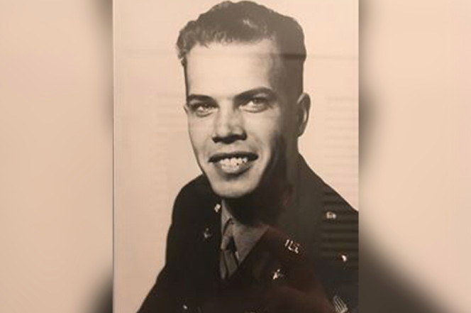 WWII aviator's remains found embedded in tree