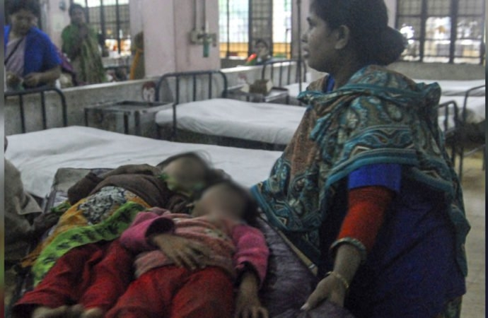 Govt says sorry for children deaths