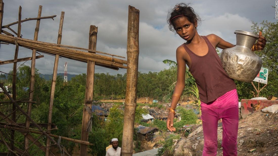 The unwanted: Rohingya refugees in Bangladesh