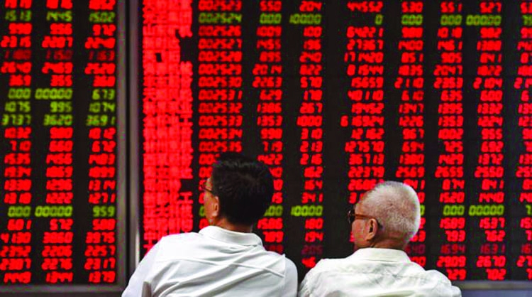 Asia markets up after Wall St record, China growth stable