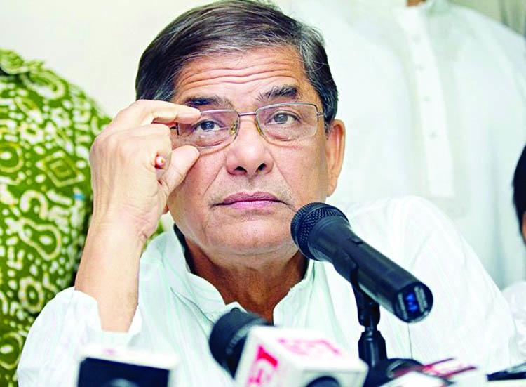 No escape for AL, says Mirza Fakhrul