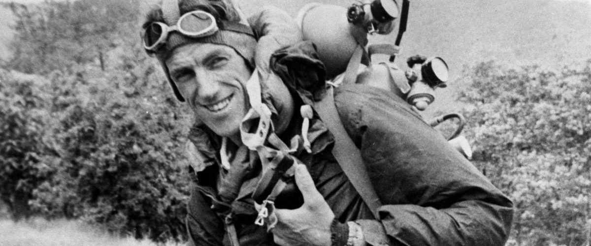 Remembering Edmund Hillary on his 98th birthday