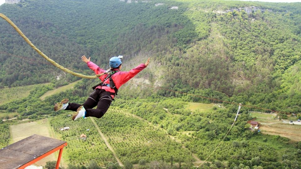 9 must-visit Inidan destinations to enjoy jumping sports