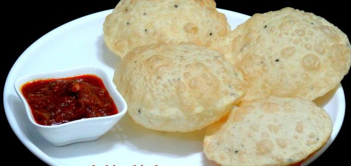 How to make dal puri