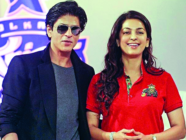 Shah Rukh Khan will make more time for Juhi Chawla | The Asian Age