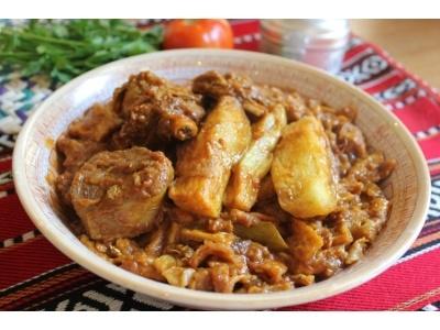 Chicken margougat recipe