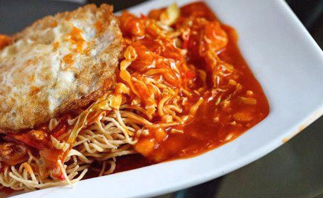 How to make American Chop Suey