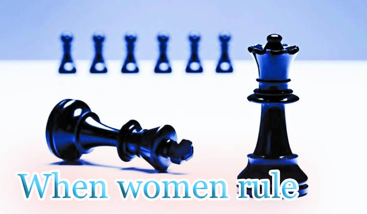 When women rule