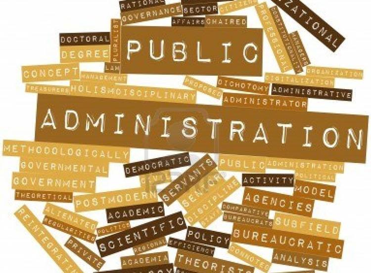 Evolution of public administration and Bangladesh