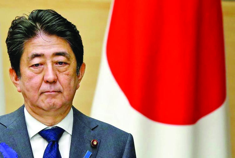 Japan PM denies favors for friend