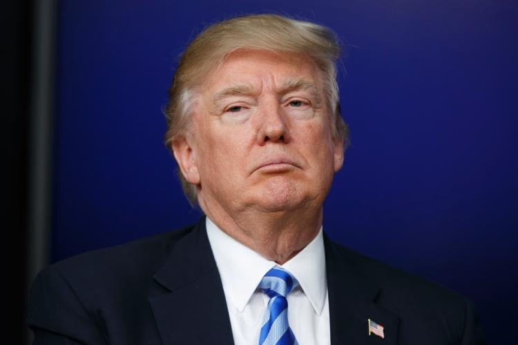 Trump blasts newspaper's reporting on US-Syria policy