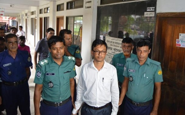 UNO harassment: Move to transfer Barisal judge