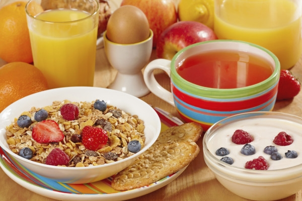 A big breakfast daily may help you stay slim: Study