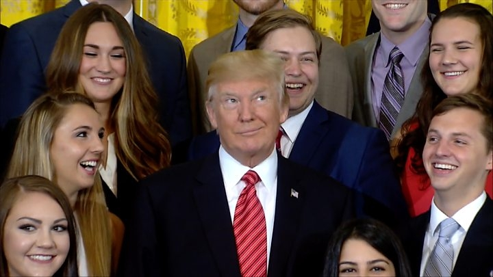 Trump savages 'weak' attorney general