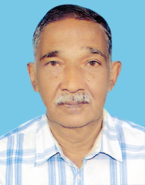The recognition of the real freedom fighters sought by Sujit Nag