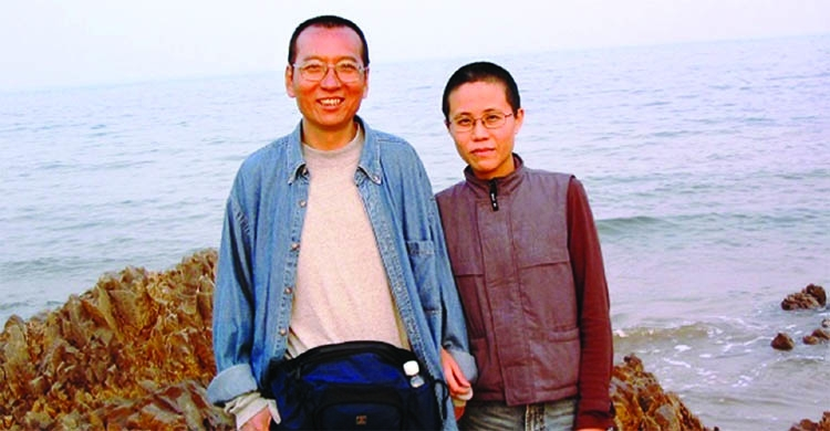 Liu Xiaobo's dying words for his wife