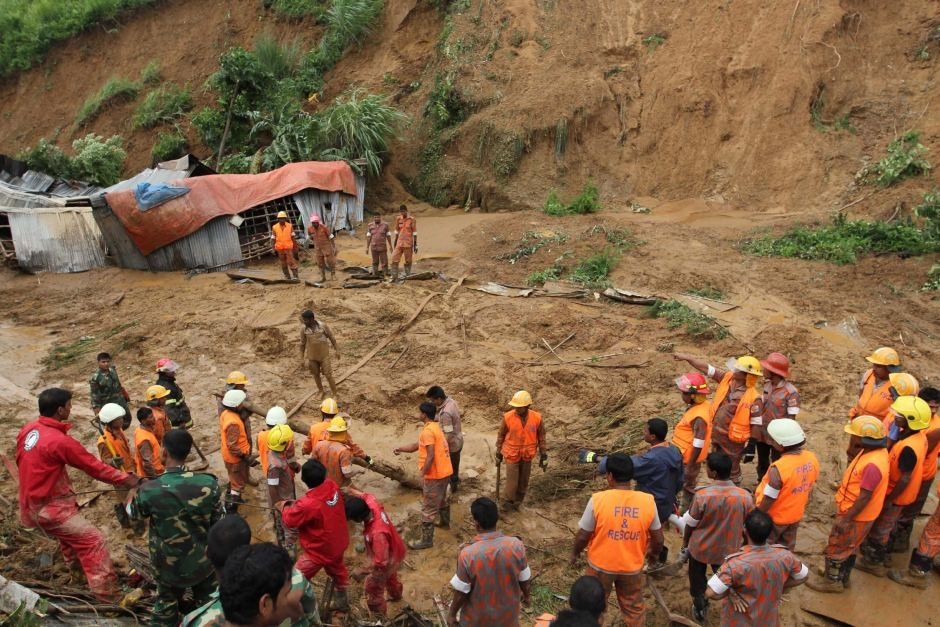 Body of another Bandarban landslide victim retrieved