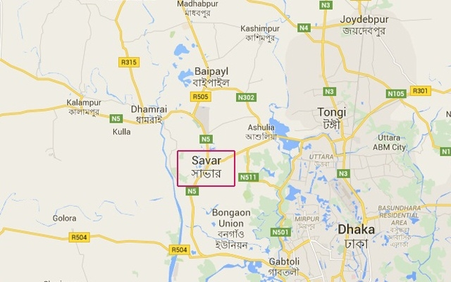 Garment worker's body found in Ashulia