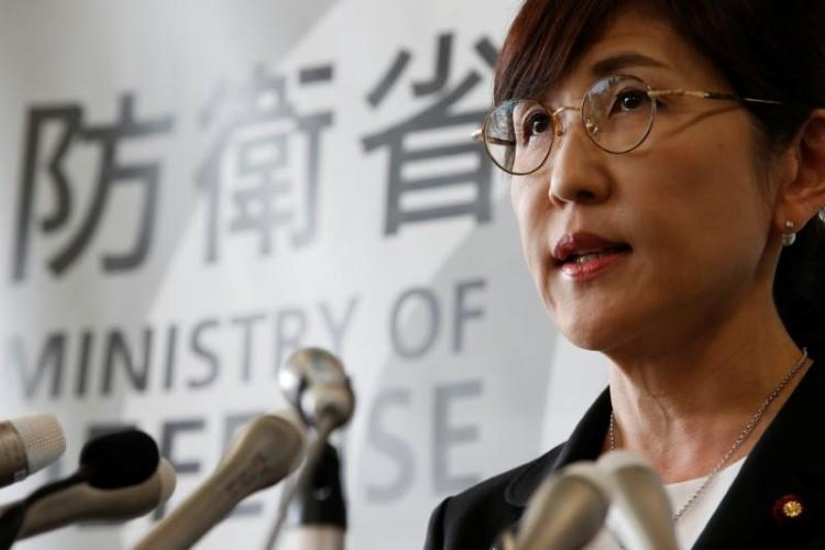Japan's defense minister resigns amid scandal