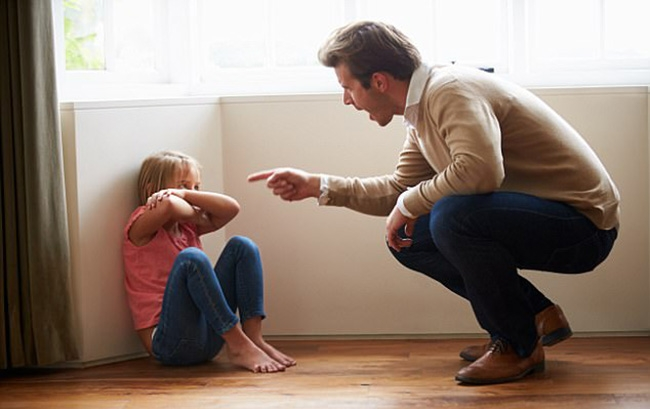 Always say sorry, don't be overprotective with kids