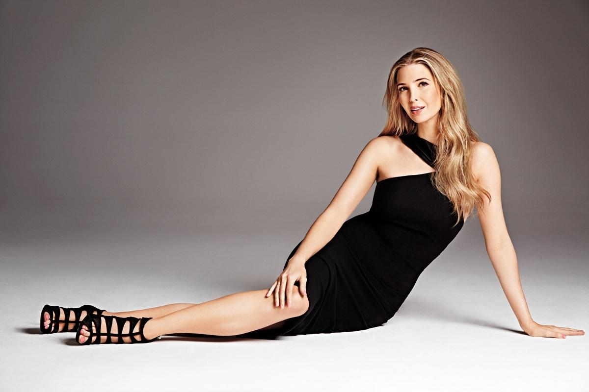 Ivanka wears sexy thigh split, What would Trump say?