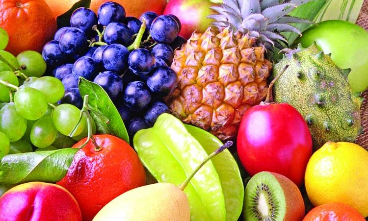 Seasonal fruits in healing seasonal diseases