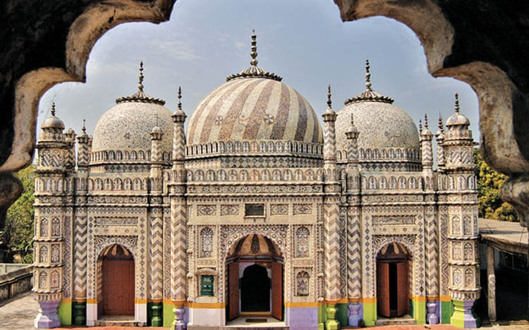 Bajra Shahi Mosque