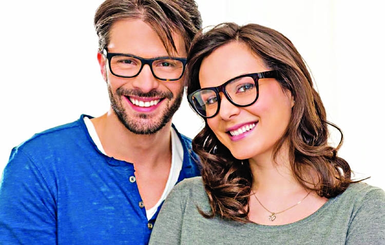 Pair the right eyewear with right attire