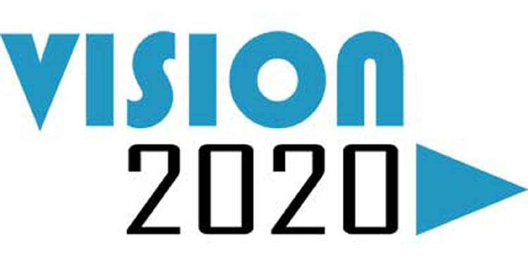 Vision 2020 of government  for rights to sight