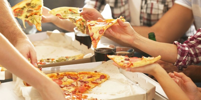 The secret to eating pizza without getting fat