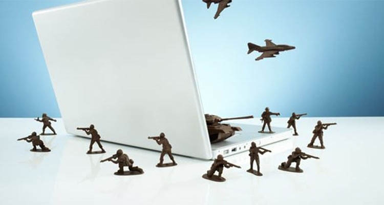 Controlling cyber conflict