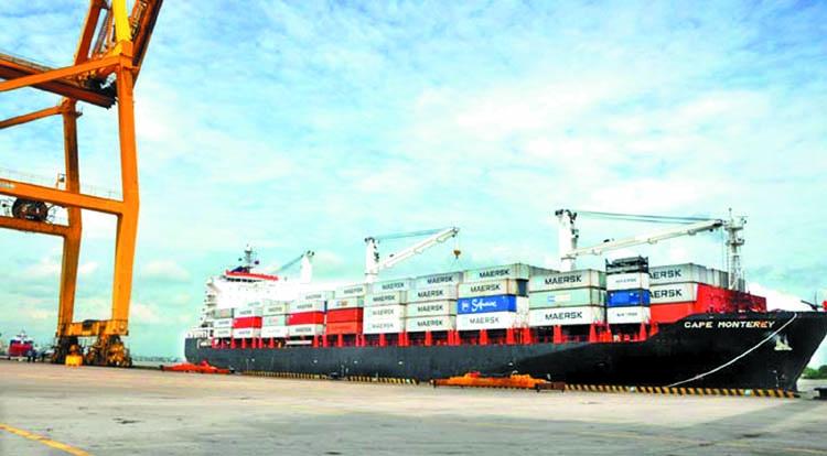 JS body for constructing terminals at Ctg port