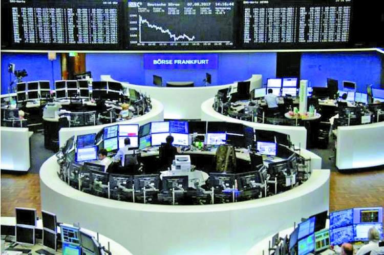 N Korea nerves push stocks down for third day, lift gold