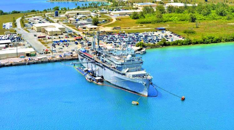 Guam people   concerned but trust US forces