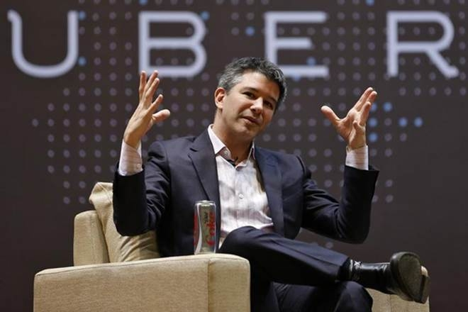 Uber investor sues to force ex-CEO off board