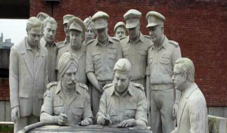 Symbol of liberation war: Mujibnagar Memorial