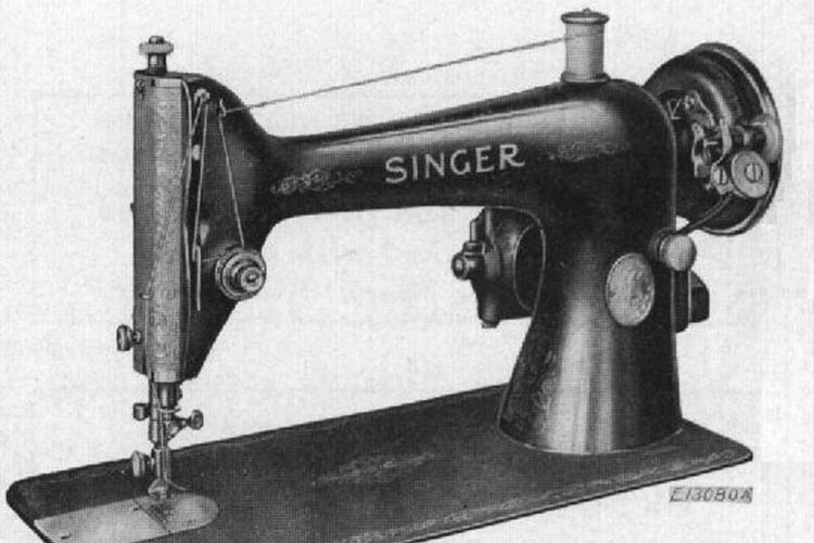 Isaac Singer's Sewing Machines The Asian Age Online Bangladesh Inspiration Isaac Singer Sewing Machine